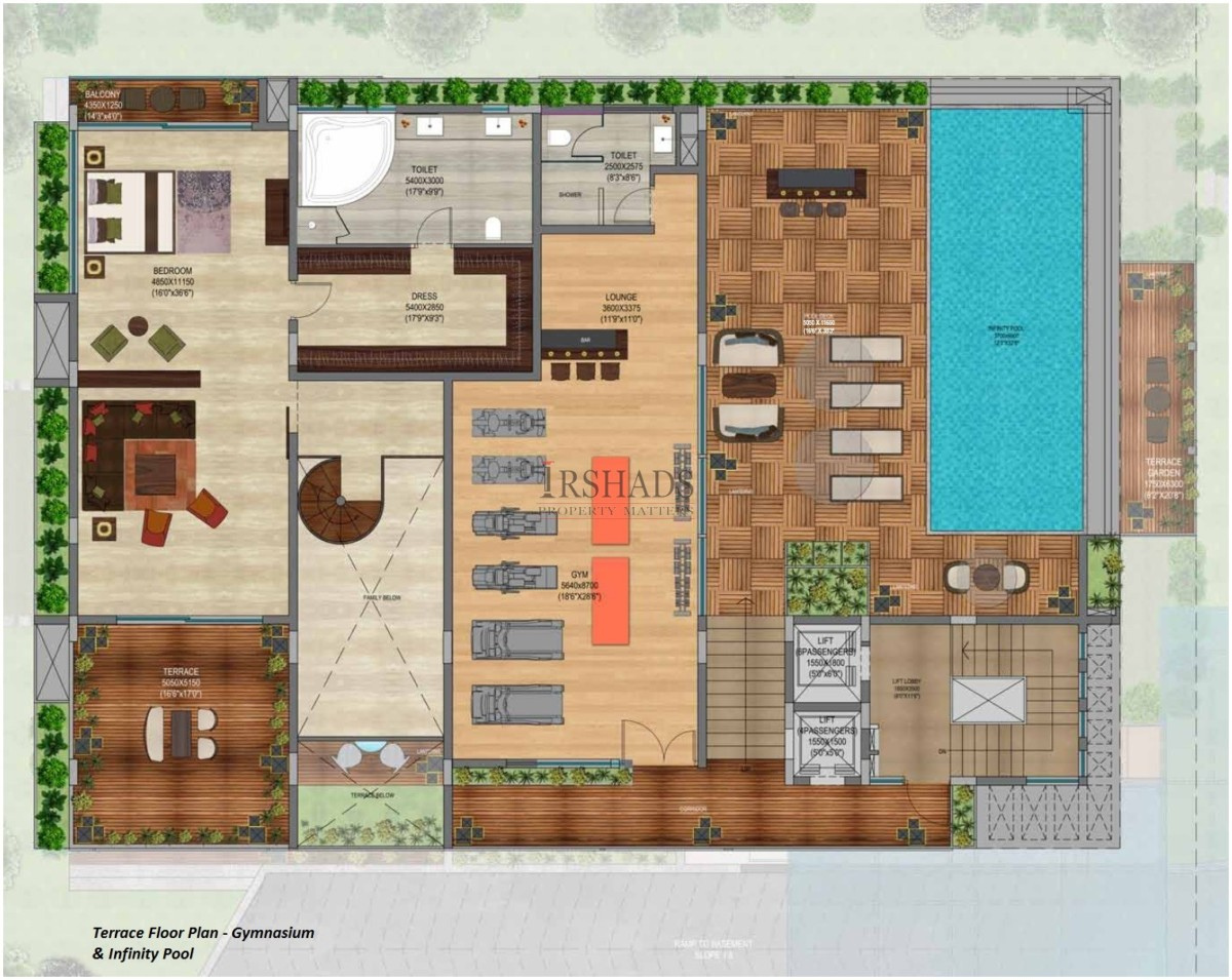 228 by TPL - Terrace Floor Plan