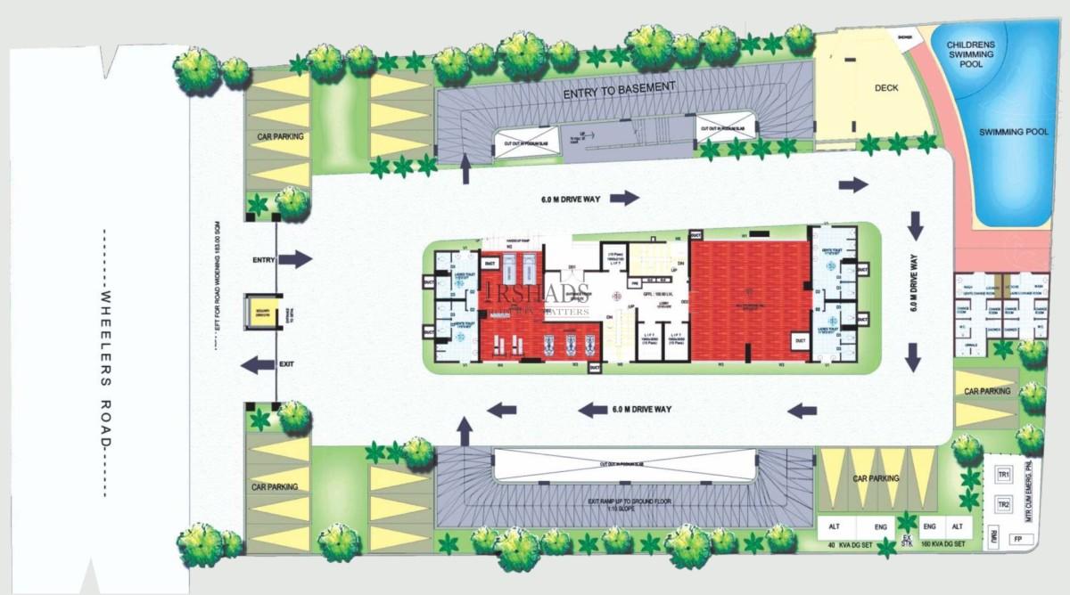 HM Grandeur - Master Plan
