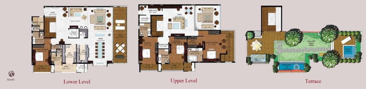 Schon - Floor Plan